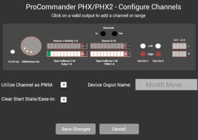ProCommander PHX/PHX2