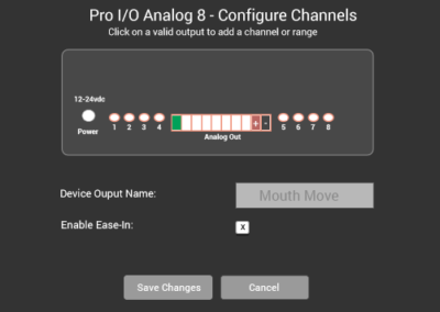 Pro I/O Analog 8